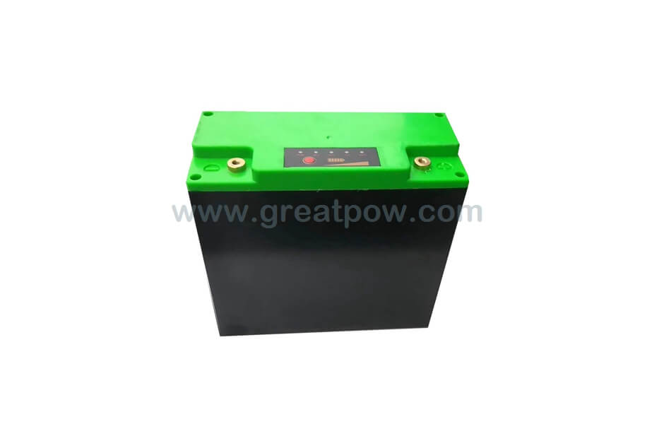EJ12-20BM plastic battery housing with guage for 63PCS 18650 Lithium battery cells