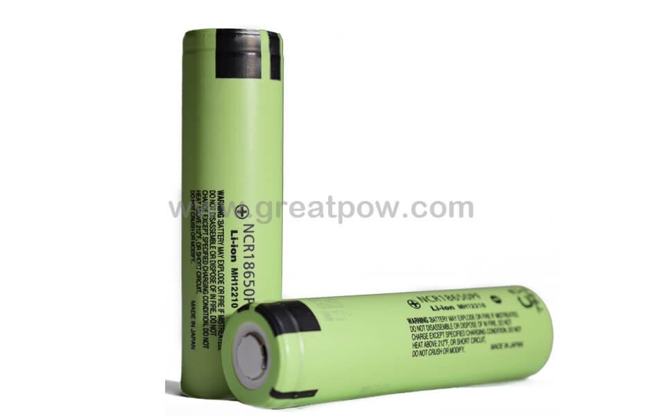 Panasonic NCR18650PF 2900mAh 10A Battery