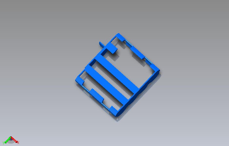 battery casing design