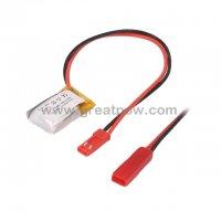 LP701522 150mAh 3.7V Polymer Lithium Battery Li-Po Size 7.0×15.0×22.0mm 3