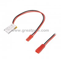 3.7V 40mAh li-polymer rechargeable battery LP351120 Size 3.5*11*20mm