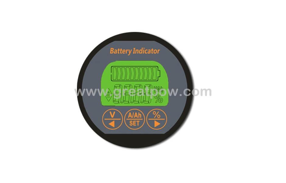 EJ-BC21 Battery monitor