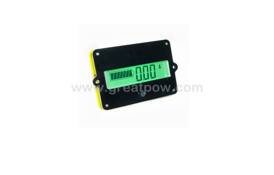 EJ-FG05 battery SOC display