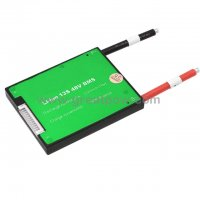 13S 3.6V 3.7V 13S 48V E-bike Li ion battery 18650 BMS 16A 18A 25A 35A 45A 60A battery BMS Charging