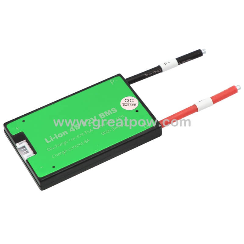 4S 12V 10A 25A 35A 45A 60A Liion Lithium Battery 18650 Charger PCB BMS Protection Board with Balance