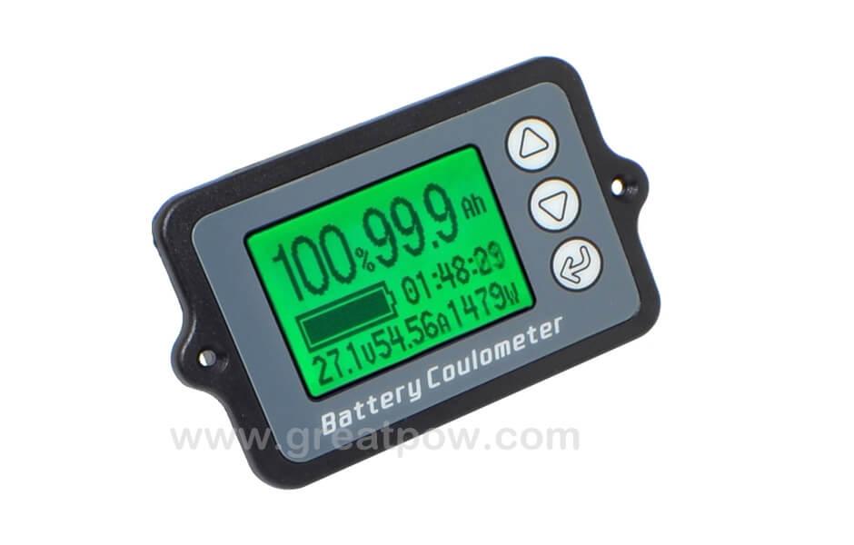 EJ-BC10 digital battery tester Battery gauges
