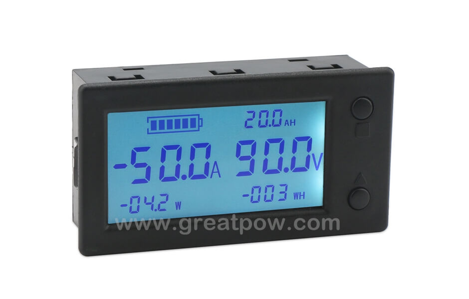 EJ-BC22 LCD Hall Cullen Current