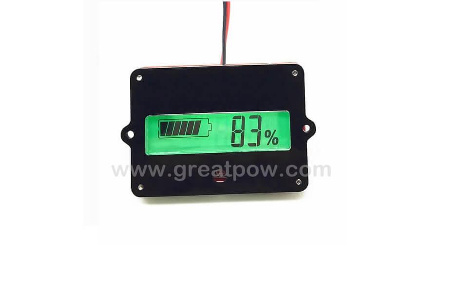 EJ-FG06 battery SOC display