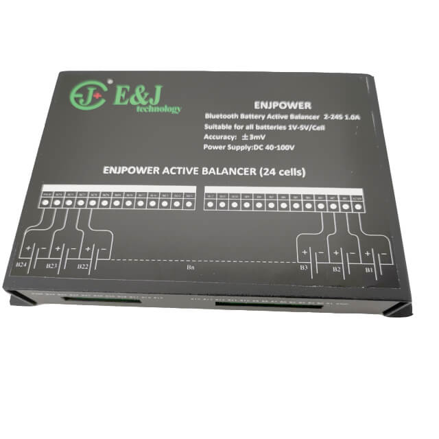 Bluetooth Lithium Battery Active Equalizer SMART BMS