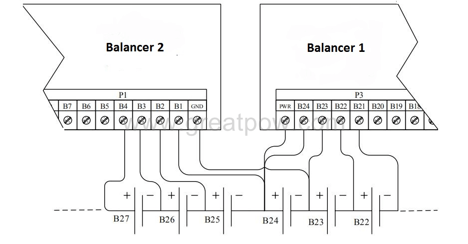 Bluetooth balancer Battery Active Equalizer for large-capacity series lithium battery packs Management system 2