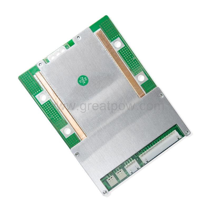 13S 48V 54 6v li ion Smart Bluetooth BMS with 20 to 60A constant