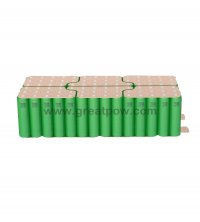 12S7P 44.4v 21Ah Battery Pack 50.4v 150A 24500mAh Sony US18650VTC6 Li-Ion Battery Pack 4