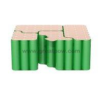6S10P 24v 30ah 22.2v 25.2v 200A 30000mAh SONY US18650VTC6 battery pack 5