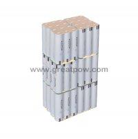 6S12P 22.2v 25.2v 38.4Ah 120A PANASONIC NCR18650BD Lithium Battery Pack 4