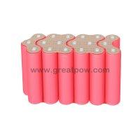 6S3P 22.2v 25.2v 30A 10500mAh SANYO NCR18650GA highest quality battery pack 12