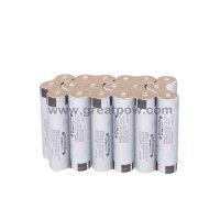 6S3P 22.2v 25.2v 30A 9600mAh PANASONIC NCR18650BD highest quality battery pack 13