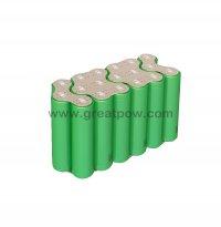 6S3P 22.2v 25.2v 60A 9000mAh SONY US18650VTC6 Lithium battery pack 11