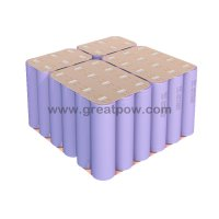 6S6P 22.2V 25.2V 24Ah 180A 21700 SAMSUNG INR21700 40T Li-ion battery pack 7