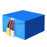 6S6P 22.2v 25.2v 50A 19200mAh PANASONIC NCR18650BD Lithium Battery Pack 8