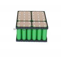 6S6P 24v 18Ah 22.2v 18000mAh 25.2v 120A  SONY US18650VTC6 battery pack with holder bracket 1