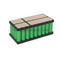 6S6P 24v 18Ah 22.2v 25.2v  18000mAh 120A  SONY US18650VTC6 battery pack with holder bracket 15