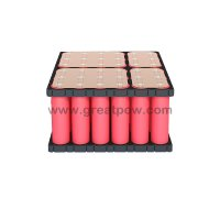 6S6P 24v 21Ah 60A 21000mAh SANYO NCR18650GA battery pack 3