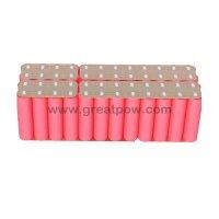 6S8P 24V 28ah 25.2v 28000mAh 80A SANYO NCR18650GA battery pack 9