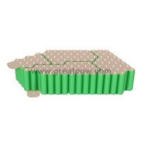 7S16P Lithium-ion pack 22.2v 48ah 25.2v 120A 48000mAh SONY US18650VTC6 Lithium-ion battery pack 9