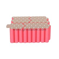 7S9P 21Ah Sanyo Li-ion battery pack 25.2v 31500mAh 29.4v 60A  NCR18650GA cell lithium-ion battery pack 12