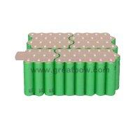7S9P Lithium pack 25.2v 27ah 29.4v 120A 27000mAh SONY US18650VTC6 battery pack 10