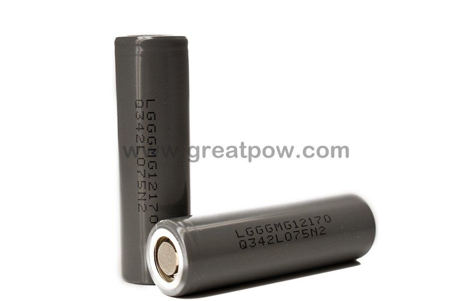 LG M50T INR21700-M50 21700 5000mAh 7.3A Battery 2