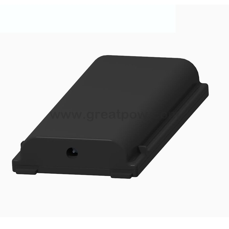Upgrade and High Capacity Lithium-ion Battery 3400mAh for Whites Metal Detectors 7