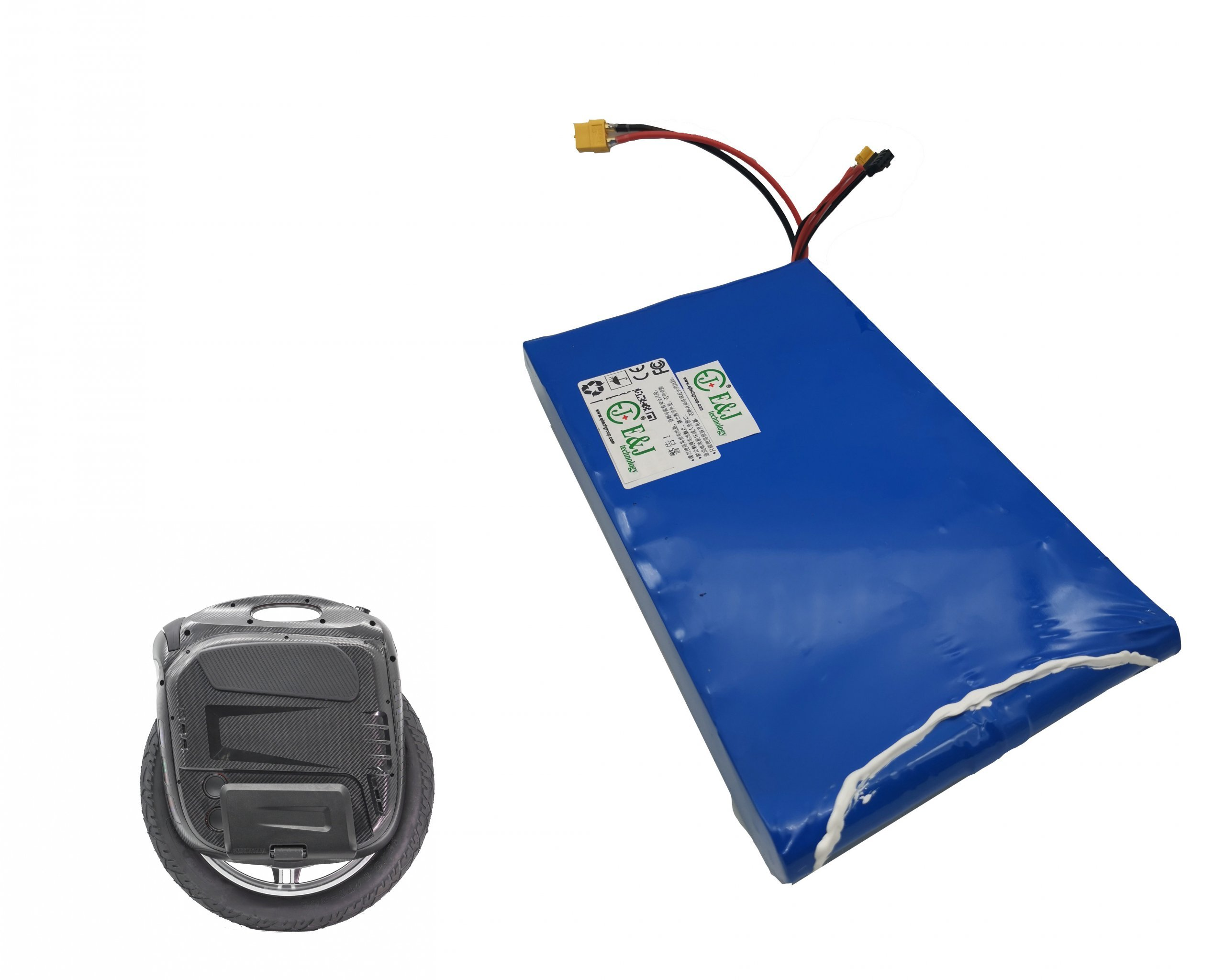 100V 24S 21700 lg M50T 900WH Lithium battery pack for One Wheel Electric unicycle scooter battery 7